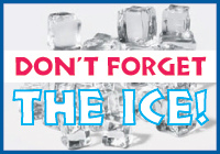 don't forget the ice image